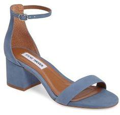 6811ec9a8ed Steve Madden  Irenee  Ankle Strap Sandal (Women) Steve Madden