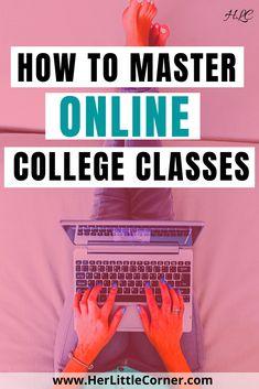 College Life Hacks, College Success, College Fun, College Tips, College Essentials, College Planning, Online College Classes, College School Supplies, School Study Tips