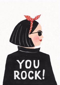 Hey, You Rock: