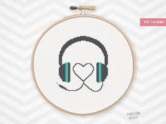 e Luna Y Estrellas motivacionales Colgante por Emma Congdon cross stitch chart
