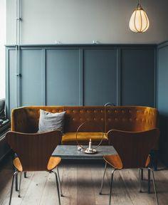 24 Best Salon Bleu Marine Et Gris Images Couch Table Bed Room