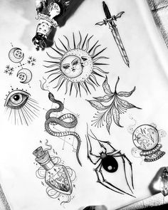 iming to do a small piece flash day on December Will be booking on the – Small Tattoos Flash Art Tattoos, Tattoo Flash Sheet, Body Art Tattoos, New Tattoos, Small Tattoos, Tatoos, Fitness Tattoos, Retro Tattoos, Vintage Tattoos