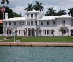 Star Island Home...Millionaires Row cruise...Miami
