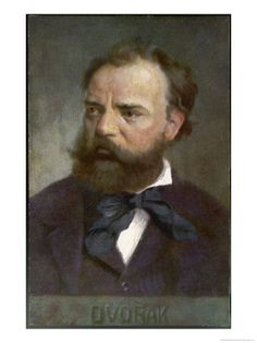 biography of Antonin Dvorak Czech Musician.  CLICK through to read more or save for later!  ♫
