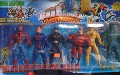 Gao Ranger Dino Thunder! | 21 Terrible Knock-Off Action Figures