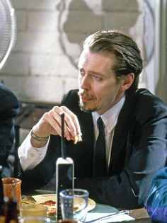 Mr. Pink (Steve Buscemi), love this movie