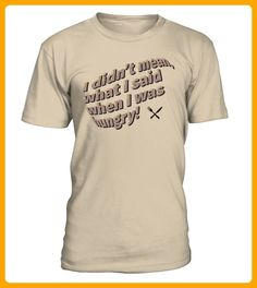 Ich hatte Hunger Shirt fr Mnner - Shirts für ehemann (*Partner-Link)