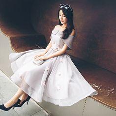 Off the Shoulder Prom Dress,A Line Prom Dress,Halter