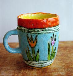 Stella N. Ceramic mug