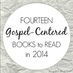 30 Books I Plan to Read in 2014 - Jenni Mullinix