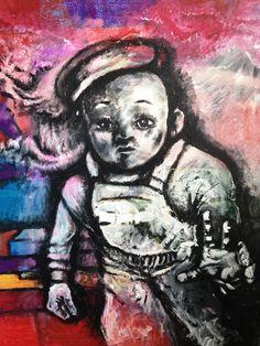 NYC - Scene IV - Oil on Canvas 2015