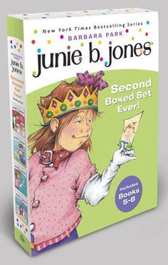 Junie B. Jones Second Boxed Set Ever! by Barbara Park; Denise Brunkus (Paperback): Booksamillion.com: Books. Lovely