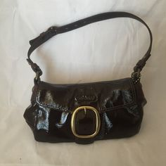 💥Coach patent handbag⬇️⬇️⬇️⬇️⬇️ Excellent condition. No PayPal or trades. Price firm. Location: Pompton Lakes, NJ Coach Bags