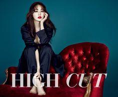 Yoon Eun Hye - High Cut Magazine Vol.134