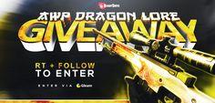 Win AWP Dragon Lore