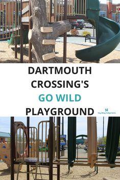 Dartmouth Crossing's Go Wild Playground