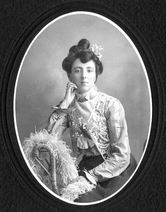 Lucy Maud Montgomery (1874 - 1942), author of Anne of Green Gables, which was first published in 1908.