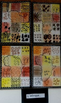 Arts And Crafts Ideas For Halloween African American Artist, American Artists, African Art Projects, Afrique Art, Dance Project, Animal Activities, Preschool Art, African History, Black History Month