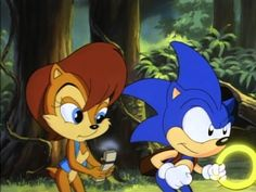 Sonic the Hedgehog (SatAM) Episode 18 - Blast to the Past Part 2