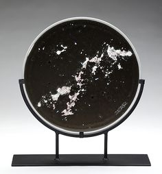 Beginnings by Denise Bohart Brown: Art Glass Sculpture available at www.artfulhome.com