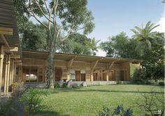 Galeria de NKA Foundation anuncia os vencedores da Arts Housing Competition em Gana - 1