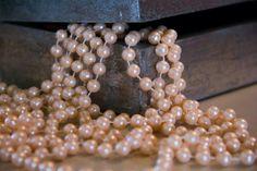 Peach pearals