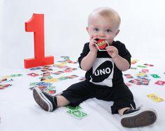 Uno Theme Birthday Party Photo Shoot!