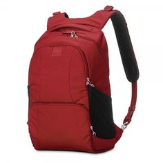 Metrosafe LS450 anti-theft 25L backpack - Backpacks - Bags | Pacsafe