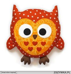 source: https://www.etsy.com/listing/87320286/owl-pattern-plush-pillow-sewing-pattern