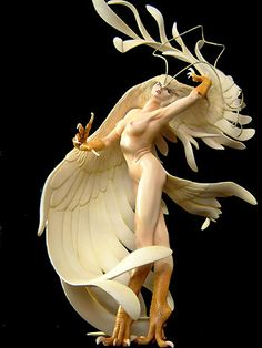 シレーヌ デビルマン silene devilman japanese animation figure