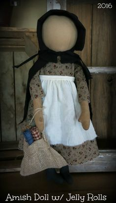 Little Amish Doll Doll Clothes Patterns, Doll Patterns, Amish Dolls, Amish House, Cross Stitch Fairy, Traditional Toys, Amish Quilts, Amish Country, Doll Maker
