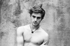 Emma Watson has a brother. And he's a model. OH MY GOD.