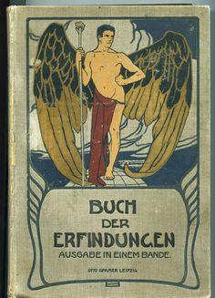 Wilhelm Berdrow: Buch der Erfindungen. 1901 Otto Spamer Verlag Leipzig