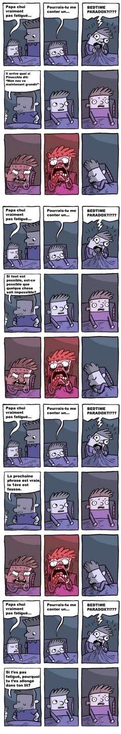 Bedtime Paradox - ConneriesQc