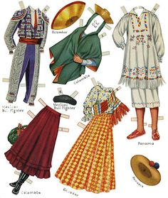 Paper Dolls~Good Neighbor - Bonnie Jones - Picasa Web Albums* The International Paper Doll Society by Arielle Gabriel for all paper doll and paper toy lovers. Mattel, DIsney, Betsy McCall, etc. Join me at ArtrA, #QuanYin5 Linked In QuanYin5 YouTube QuanYin5!