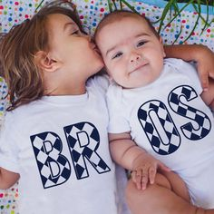 Twin boys Bodysuit, trendy baby clothes, trendy shirts, baby boy shirts, boy shirts,Little brother Shirt, brother shirts