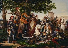13 May 1568 - Mary Queen of Scots is defeated by English at battle of Langside.