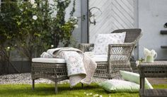 Romantyczne meble ogrodowe Georgia Garden. Sika-Design