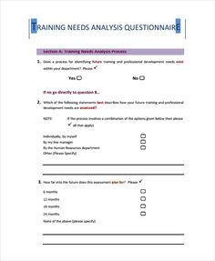 Hints for designing effective questionnaires