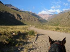 Crossing the Andes on horseback from Argentina | Condé Nast Traveler
