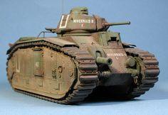 Char B1 - Heavy Tank (France)