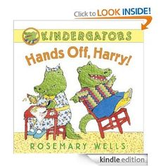 Hands Off, Harry! Teaches preschoolers about personal space.