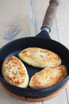 Gefüllte Kartoffeltaler - smarter - Kalorien: 449 Kcal - Zeit: 45 Min. | eatsmarter.de