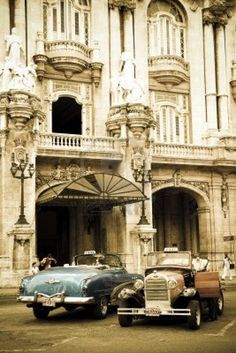 Habana, Cuba. A step back in time; so haunting yet so charming.