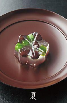 Japanese Sweets  Summer wagashi