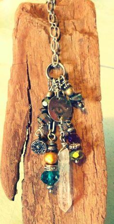 #handmade #jewelry #necklace #beading