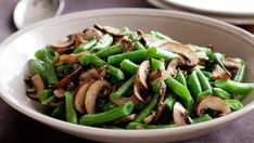 You'll find the ultimate Ellie Krieger Green beans with mushroom and shallots recipe and even more incredible feasts waiting to be devoured right here on Food Network UK.