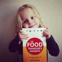 Rounding up recent press for the Food Traveler's Handbook (including some young readers ;)