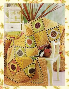 fig tree quilts | Fig Tree quilt by Joanna Figueroa