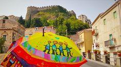 Les parapluies Poiré Guallino en Italie